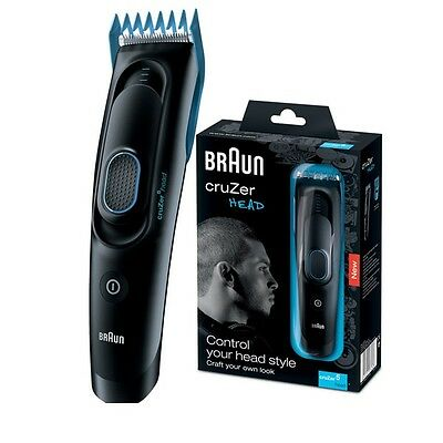 Braun Cruzer 5 Face All-in-One Electric Shaver Plus Styler and Trimmer  NEW
