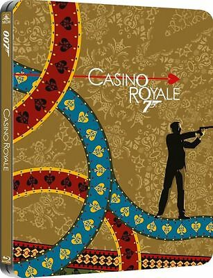 James Bond: Casino Royale (Steelbook) - Blu-Ray