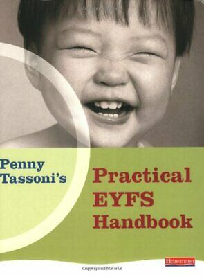 Penny Tassoni's Practical EYFS Handbook Paperback Book The Cheap Fast Free Post