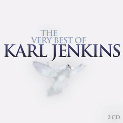 Karl Jenkins : The Very Best of Karl Jenkins CD (2011) ***NEW***