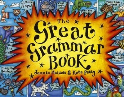 The Great Grammar Book, Petty, Kate Hardback Book The Cheap Fast Free Post