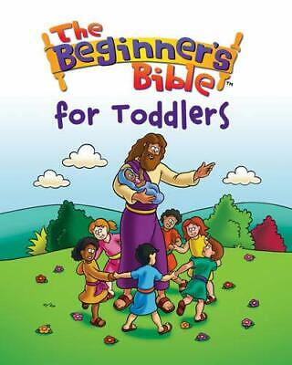 Beginners Bible for Toddlers by - Hardback Book The Cheap Fast Free Post
