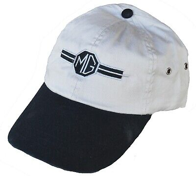 MG Radio blanking plate embroidered hat  MGA, MGB, MGC