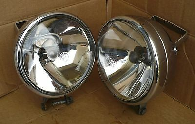 Vintage 1940's DIETZ 510 Police Fire Engine Lights