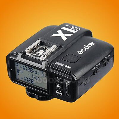 Godox X1N 2.4G X1T-N i-TTL Wireless Flash Speedlite Single Transmitter for Nikon