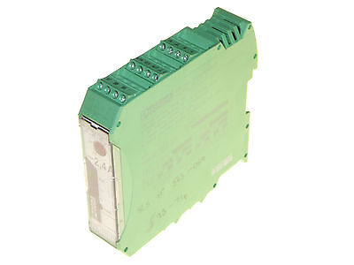 Solid state reversing contactor 3 phase 24V DC 2.4A max Phoenix Contact ELR-W3