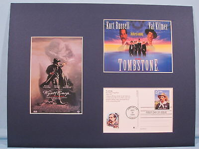 Wyatt Earp, Gunfight at the OK Corral & First Day Cover