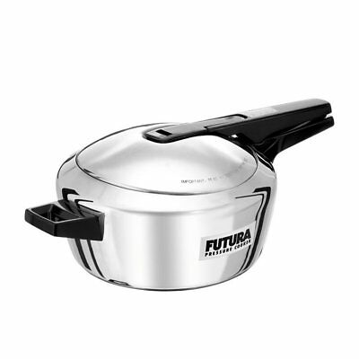NEW Futura Stainless Steel Pressure Cooker 4L (RRP $239)
