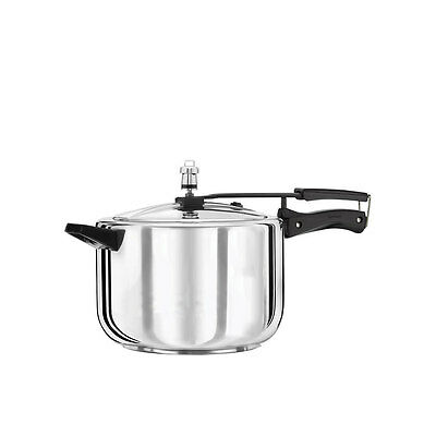 NEW Hawkins Induction Stainless Steel Pressure Cooker 5L (RRP $169)