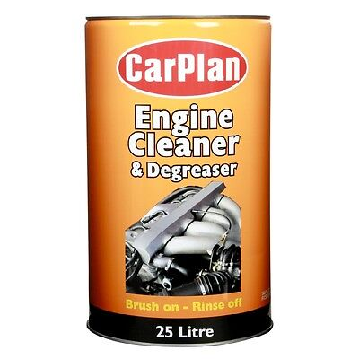 Engine Cleaner Degreaser 25L Tin Grease Dirt Grime Wax Tar Remover - Carplan