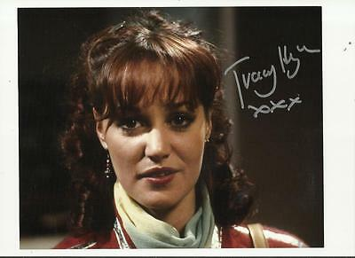Tracy Hyde Photo Genuine Signed Autograph Film Star Melody 1970S Movie Stars
