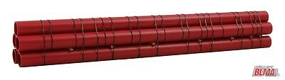 BLMA N Scale Large Red Pipe Loads 13002 Free Shipping!