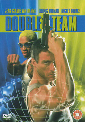 Double Team DVD (2004) Jean-Claude Van Damme