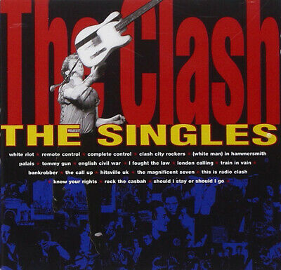 The Clash : The Singles CD (2004) Value Guaranteed from eBay's biggest seller!