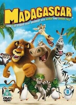 Madagascar DVD (2006) Eric Darnell cert U Highly Rated eBay Seller, Great Prices