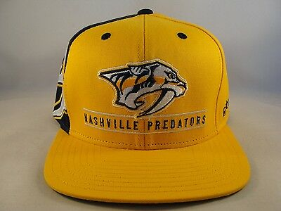 low priced d0f60 115f4 ... cheap nhl nashville predators reebok snapback hat cap d867e 386b1 spain  ...