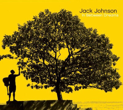 Jack Johnson : In Between Dreams CD (2005) Incredible Value and Free Shipping!