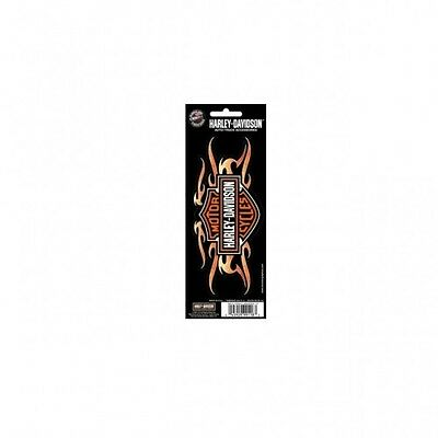 Harley-Davidson Official Decal Logo With Tribal Flames free shipping
