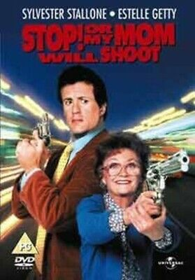 Stop! Or My Mom Will Shoot DVD (2009) Sylvester Stallone