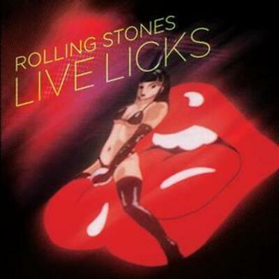 The Rolling Stones : Live Licks CD 2 discs (2004) Expertly Refurbished Product