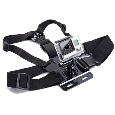Chest Adjustable Strap Harness Mount Holder for GoPro Hero 1 2 3 3+ 4 5 6 Camera