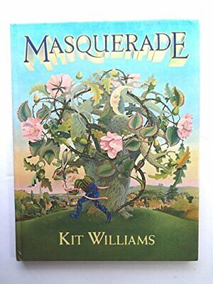 Masquerade by Williams, Kit Hardback Book The Cheap Fast Free Post