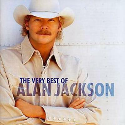 Alan Jackson : The Very Best Of CD (2004)***NEW***