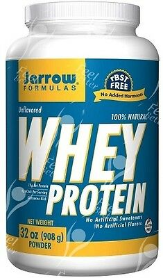 Unflavoured Natural Whey Protein - 908g
