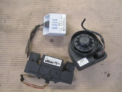 Bmw E53 X5 Alarm System Car Alarm Set Oem 65756923209 65756928429 65758383153