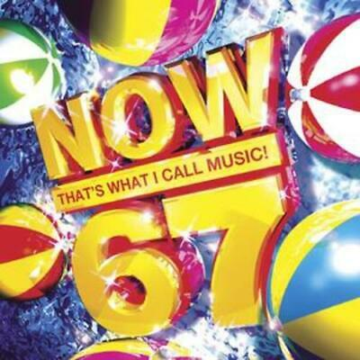 Various Artists : Now That's What I Call Music! 67 CD 2 discs (2007) Great Value