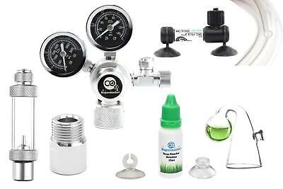 Aquarium CO2 System with SodaStream Adapter for Planted Tank up to 500L • EUR 153,18