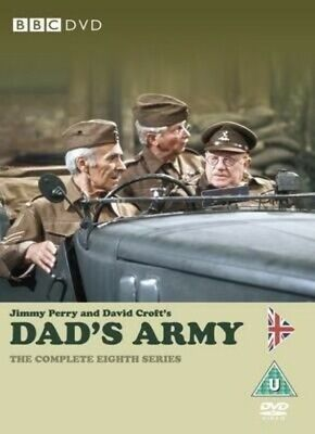 Dad's Army: Series 8 DVD (2007) Arthur Lowe cert U Expertly Refurbished Product
