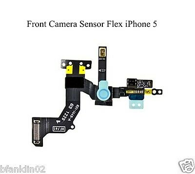 iPhone 5 5G Front Facing Camera With Proximity Sensor Flex with Mic