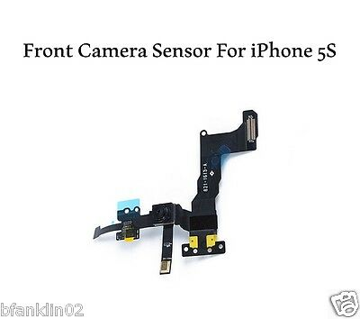 iPhone 5S Front Facing Camera With Proximity Sensor Flex with Mic