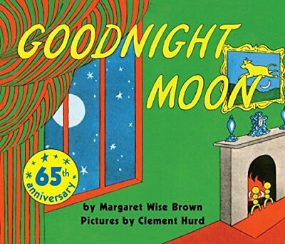 Goodnight Moon, Wise Brown, Margaret Book The Cheap Fast Free Post