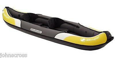 SEVYLOR COLORADO KAYAK TWO PERSON brand new DELIVERED