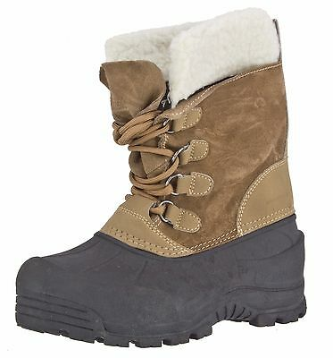 3a5e26fbd765 Northside Boys Big Kids Back Country Jr Insulated Snow Winter Boots Rated  -40F