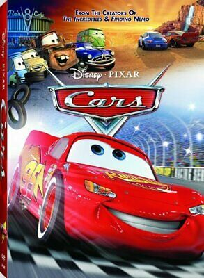 Cars DVD UK ret Play Excl - DVD  GQVG The Cheap Fast Free Post