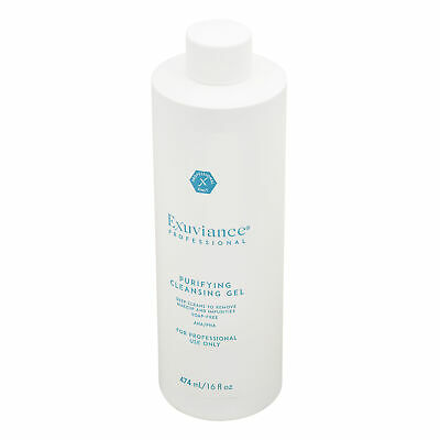 Exuviance Purifying Cleansing Gel 474ml Normal/Combination Skin Cleanser #17805