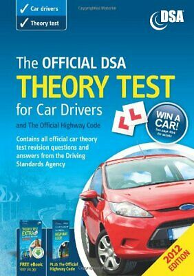 The Official DSA Theory Test for Car Drivers and the ... by Driving Standards Ag
