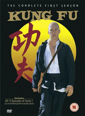 Kung Fu: The Complete First Season DVD (2004) David Carradine, Thorpe (DIR)