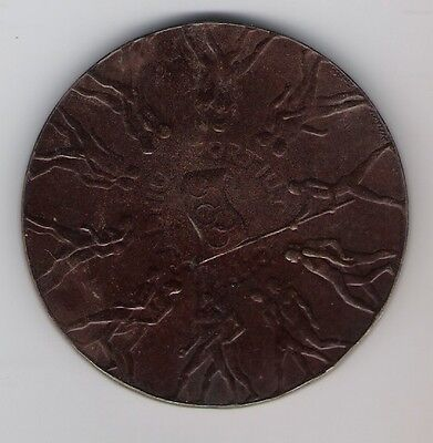 1956 Melbourne Olympics Participation Medal