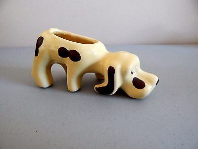 Shawnee Spotted Hound Dog #p434 Planter