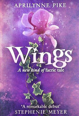 Wings, Pike, Aprilynne Paperback Book The Cheap Fast Free Post