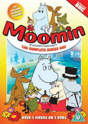 Moomin: The Complete Series One DVD (2008)