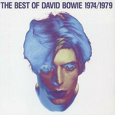 David Bowie : The Best of 1974-1979 CD (1998)