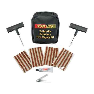 Stop & Go International #1020 T-Handle Tubeless Tire Repair Kit