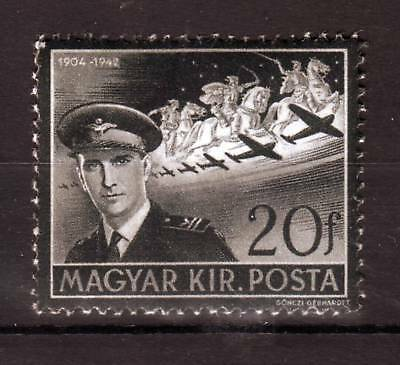 HUNGARY - 1942. AIR Mouring for Stephen Horthy - MNH