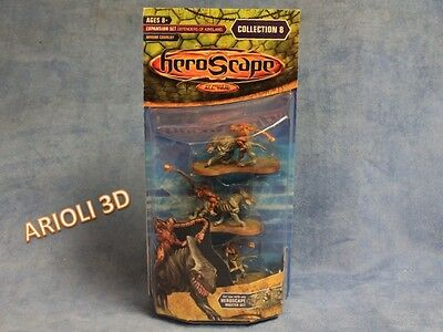 Heroscape Exp. Defenders Of Kinsland - Marro Cavalry -  D&d Wave 8