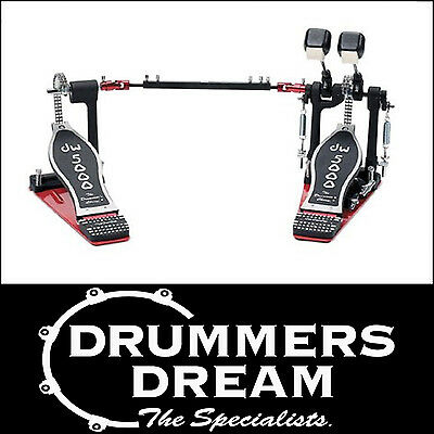DW 5000 Series Double Bass Drum Kick Pedal - DW5002AD4 Brand New